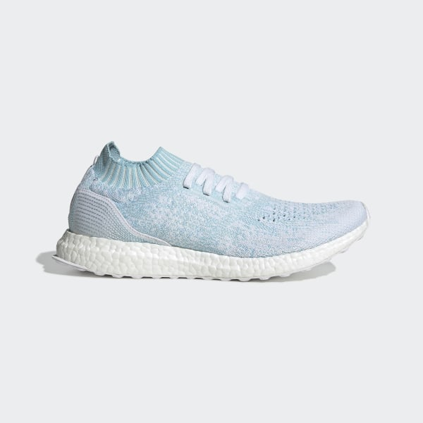 4ab4c90436df99 Ultraboost Uncaged Parley Shoes Icey Blue   Cloud White   Icey Blue CP9686