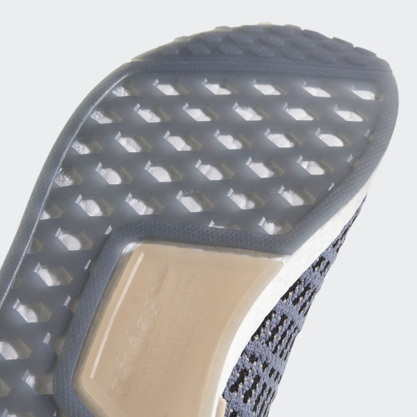 1fa06785c9a71 NMD R1 STLT Primeknit Shoes Raw Steel Ash Pearl Ftwr White CQ2029