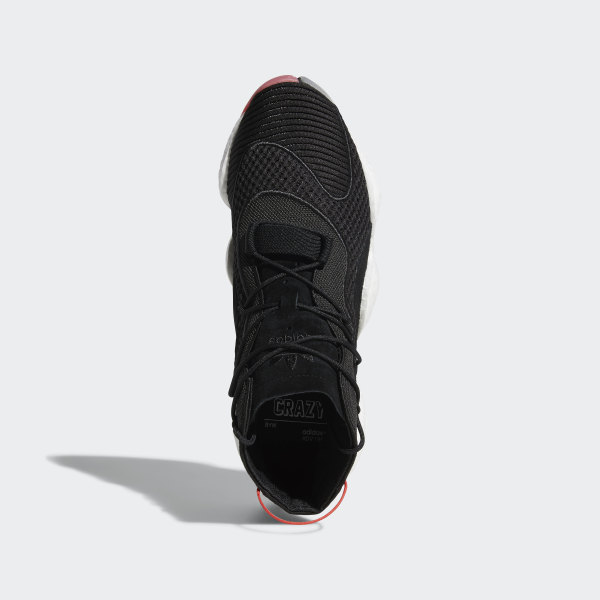 pretty nice 82068 76ef0 Crazy BYW Shoes core black  ftwr white  bright red B37480