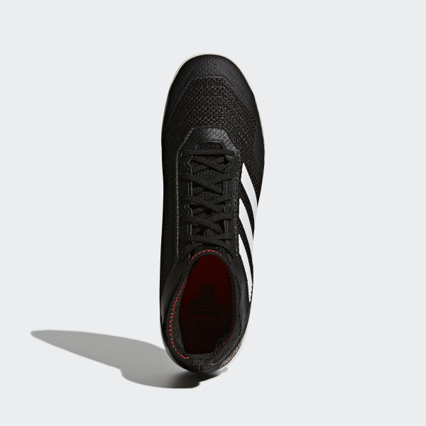 the latest 7686f 70a36 Predator Tango 18.3 Indoor Boots Core Black   Ftwr White   Solar Red CP9282