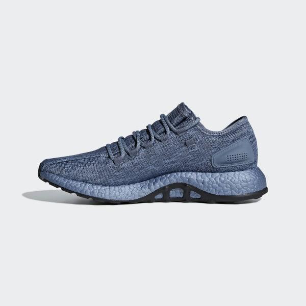 e590c627b Pureboost Shoes Raw Steel   Light Solid Grey   Clear Mint CM8303