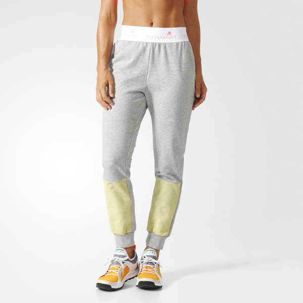 Pantalón deportivo para Mujer MEDIUM GREY HEATHER BLUSH YELLOW -ST AZ7764 26d3e2694b90