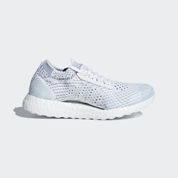 4c2d52730 Ultraboost X Parley LTD Shoes Cloud White   Cloud White   Blue Spirit BB7152