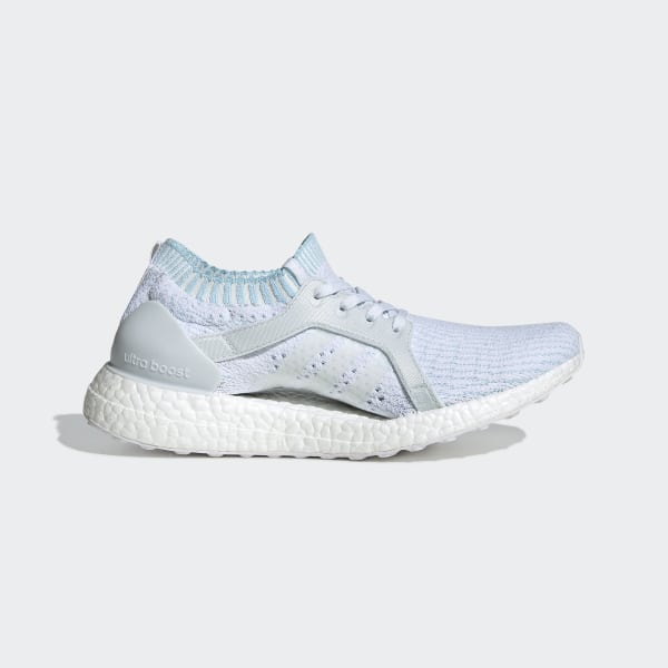 d90a2a44ede3c9 Ultraboost X Parley Shoes Icey Blue   Cloud White   Icey Blue BY2707