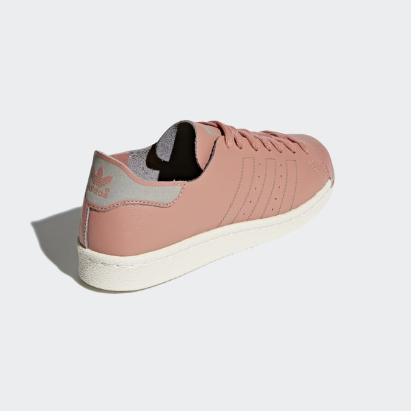 the latest cd606 19788 Superstar 80s Decon Shoes Ash PinkAsh PinkOff White CQ2587
