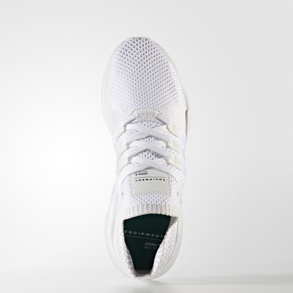 various colors 0657f 73f7f EQT Support ADV Primeknit Shoes Cloud White  Cloud White  Sub Green BY9391