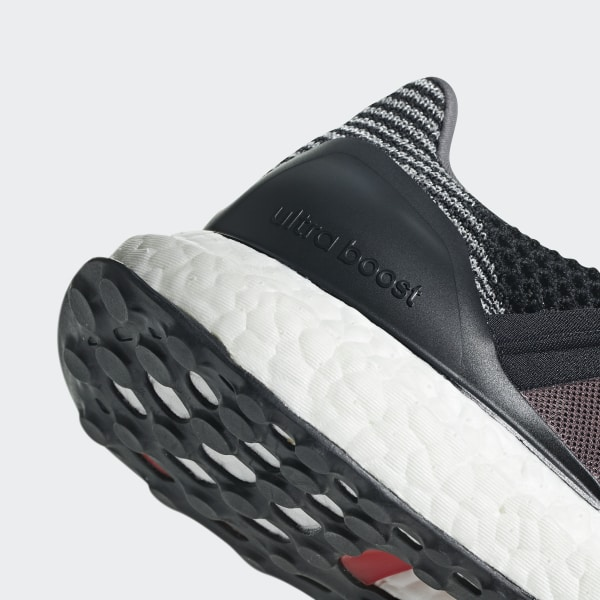 online store 4b5b7 1061d Ultraboost Shoes Core Black  Smoked Pink  Core Red AQ0796