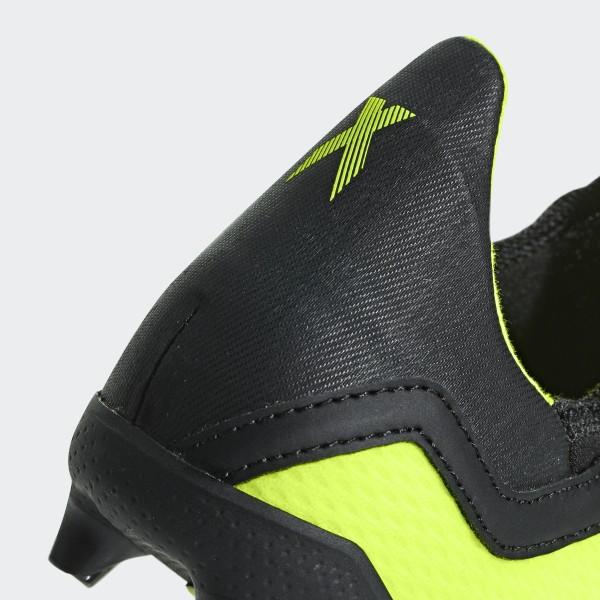 separation shoes 4d14c 117a1 Scarpe da calcio X 18.3 Firm Ground Solar Yellow   Core Black   Solar  Yellow DB2418