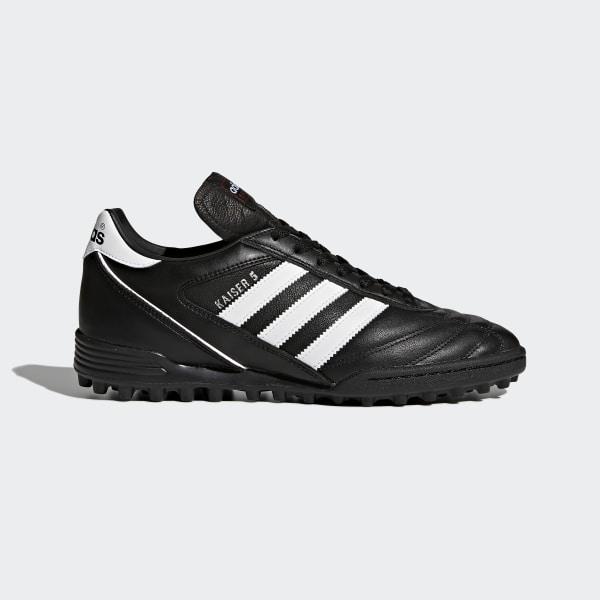 Zapatilla de fútbol Kaiser 5 Team Black Footwear White 677357 9b41f1dc07e0b