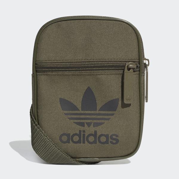 ca2c391f4aa2 adidas Trefoil Festival Bag - Brown