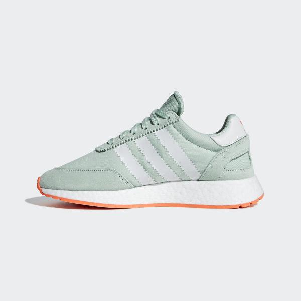 a2f05cc4d I-5923 Shoes Ash Green   Crystal White   Easy Orange B37974