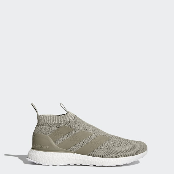 adidas ACE 16+ Purecontrol ULTRABOOST Shoes - Green  20419141d4014