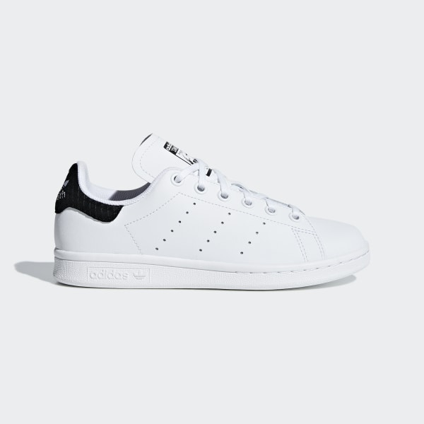 weich und bequem Adidas Stan Smith Schuhe Weiß Schwarz Rot