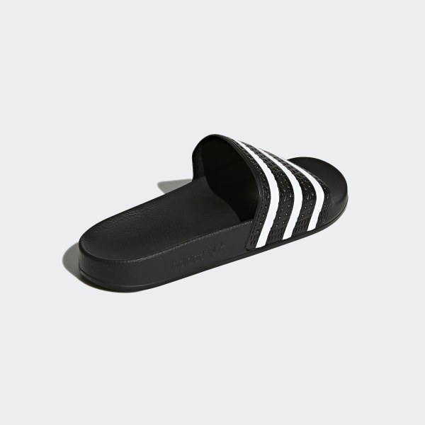 4f00dd2a0 Adilette Slides Core Black   White   Core Black 280647