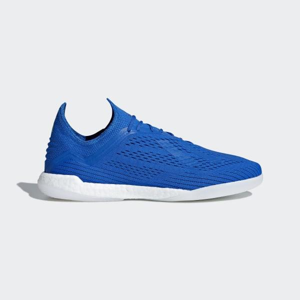 552391e09c179 Tenis X Tango 18.1 FOOTBALL BLUE FOOTBALL BLUE SOLAR YELLOW BB6512