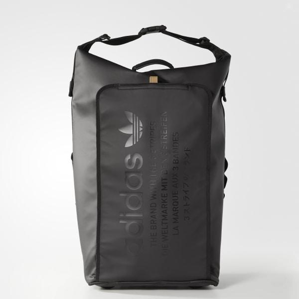 adidas Trolley Bag - Black  1d3a11e8a03b8