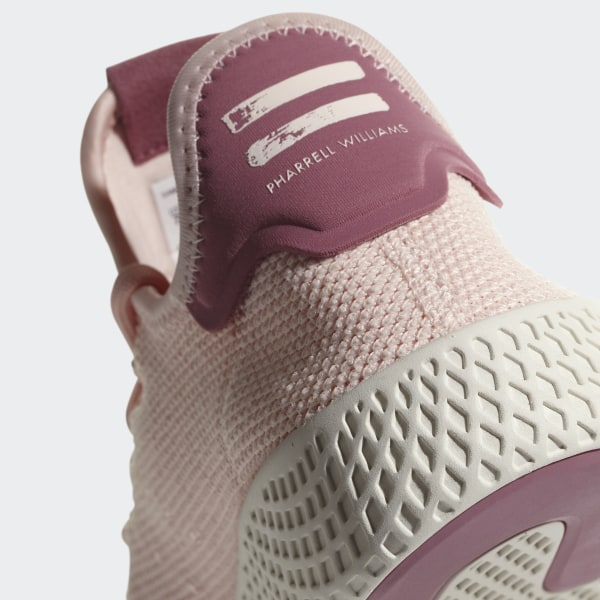 1f805737c Pharrell Williams Tennis Hu Shoes Icey Pink   Icey Pink   Chalk White AQ0988