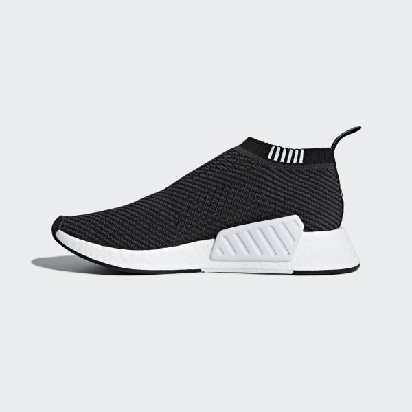 5bccd2ae4 NMD CS2 Primeknit Shoes Core Black   Carbon   Ftwr White D96744
