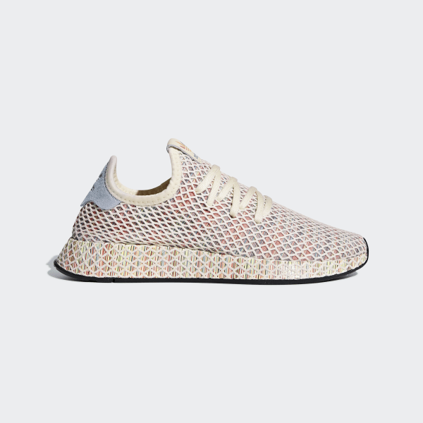 best cheap 81d19 caacf Deerupt Pride Shoes Cream White  Ash Grey  Core Black CM8474