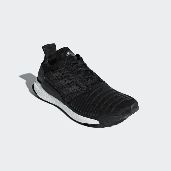 e136ed9873624 SolarBoost Shoes Core Black   Grey Four   Cloud White CQ3171