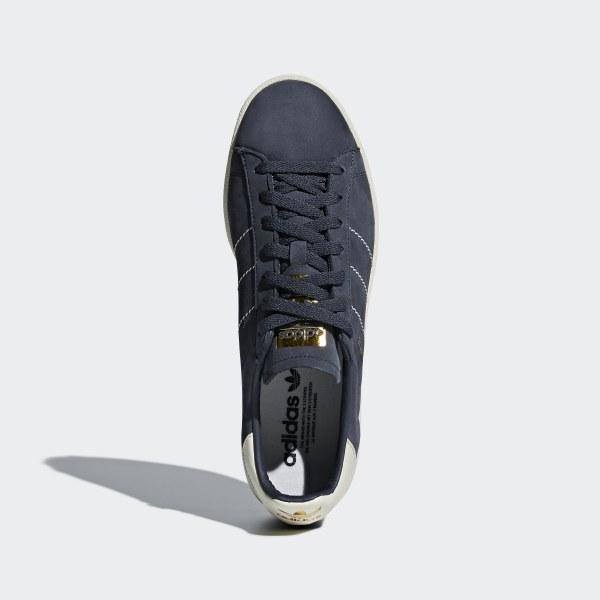 online retailer 2f016 8bb4d Campus Shoes Trace BlueChalk WhiteGold Metallic CQ2047