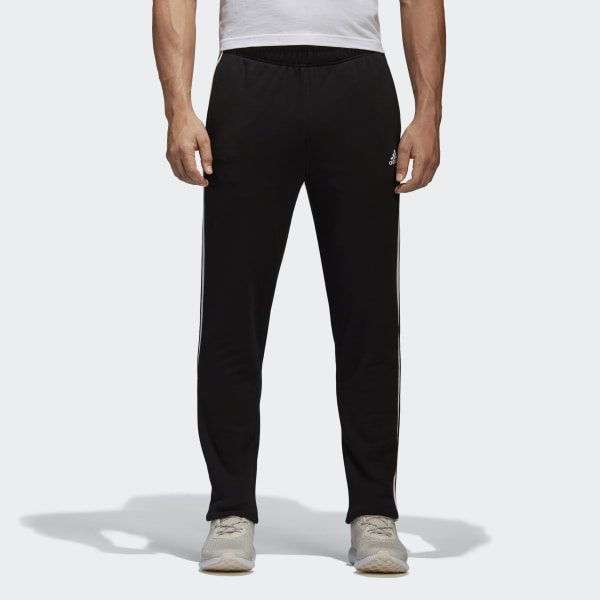 sale retailer 3ea63 936b6 Essentials 3-Stripes Pants Black   White BK7446. Share how you wear it.   adidas