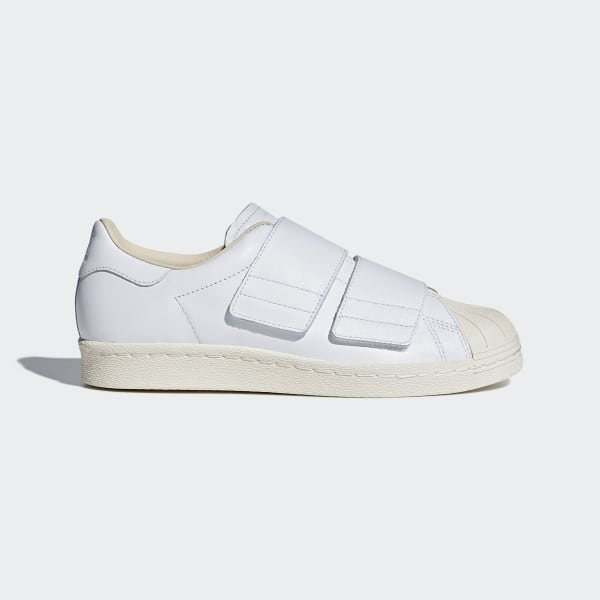 wholesale dealer 29bdc 4dd12 Scarpe Superstar 80s CF Ftwr White   Ftwr White   Linen CQ2447