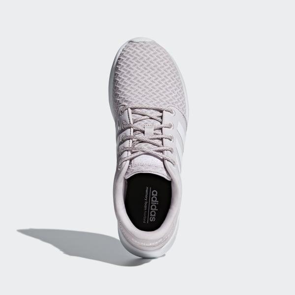 66588c93c7b6 Cloudfoam QT Racer Shoes Ice Purple   Ftwr White   Light Granite B43758