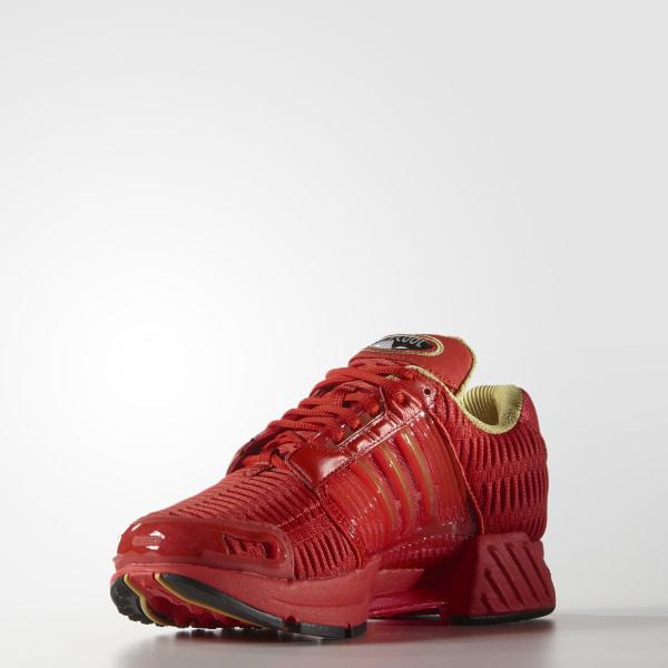 promo code 55a3d 1ed5c Climacool 1 Shoes Red  Gold Metallic  Core Black BA8606