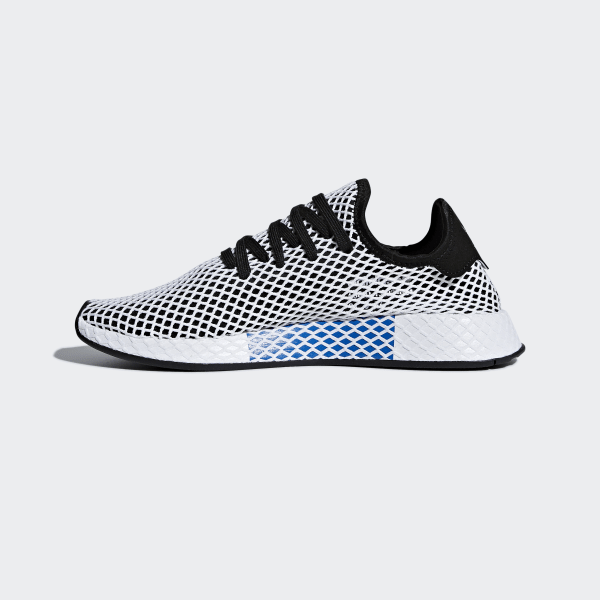 c4707039a Deerupt Runner Shoes Core Black   Core Black   Cloud White CQ2626