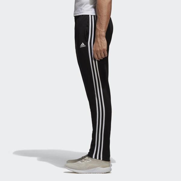 Pantalon Essentials 3-Stripes Black White BK7446 4e5c02746cd