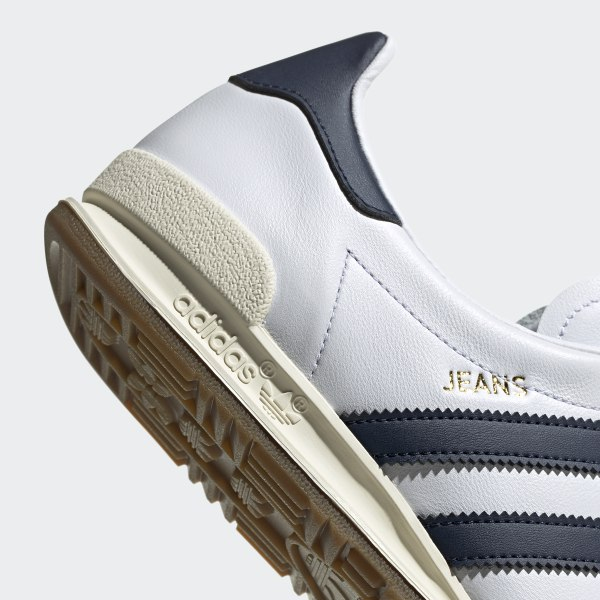 1250860348816 Jeans Shoes Ftwr White   Collegiate Navy   Clear Brown BD7683