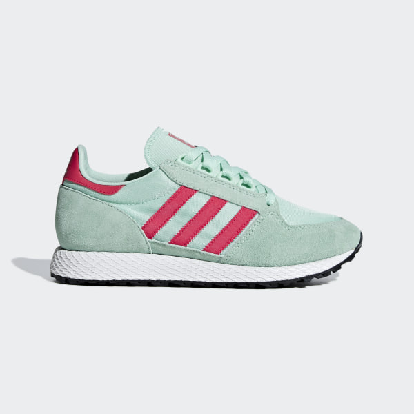 3e9c6f223b08 Forest Grove Schuh Clear Mint   Active Pink   Chalk White CG6124