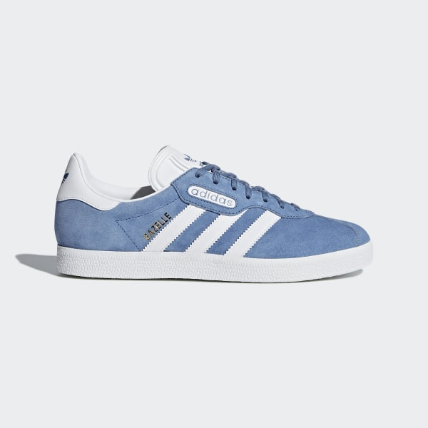 online store 44f5c ee2a1 Gazelle Super Essential Shoes Trace RoyalFtwr WhiteCrystal White CQ2792
