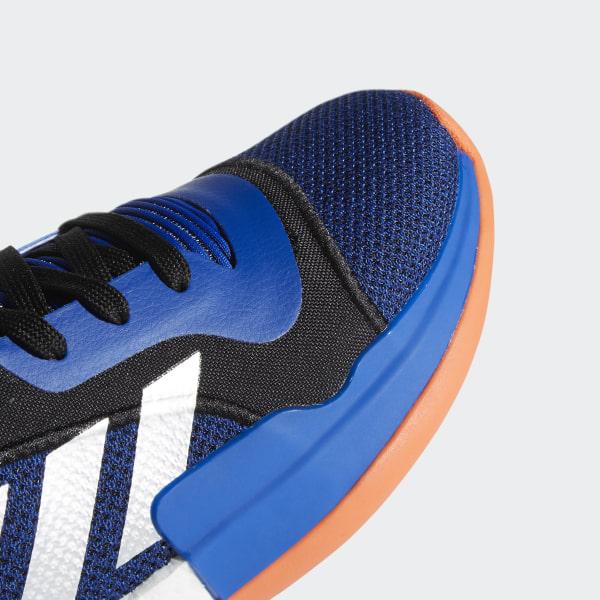 abee0bc9999 Marquee Boost Shoes Collegiate Royal   Core Black   True Orange G27738