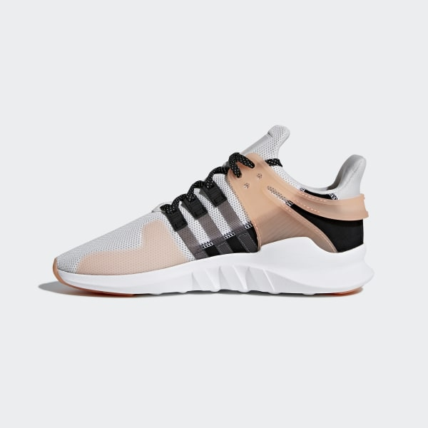 best sneakers 83095 33803 EQT Support ADV Shoes Grey  Grey  Chalk Coral CQ2251