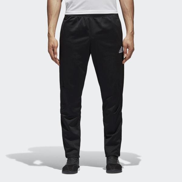 48cf9c277eac Tiro 17 Training Pants Black   White AY2877