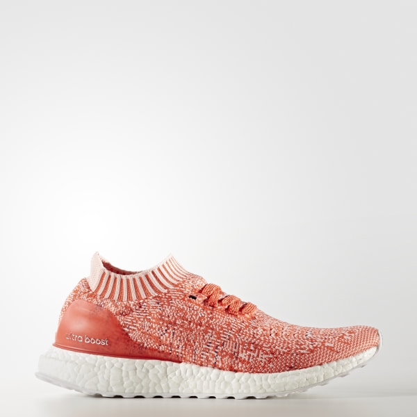 designer fashion cb9a5 99efc Tenis UltraBOOST Uncaged CORE RED S17 ICEY PINK F17 EASY CORAL S17 S80782