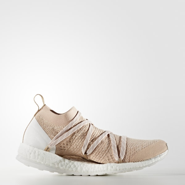57a7ab5b2 Pure Boost X Shoes Copper Metalic   White Chalk   Bliss Coral AQ3710