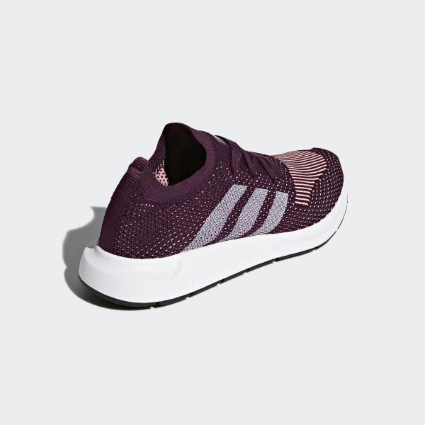 2c830b10c36be Swift Run Primeknit Shoes Red Night   Cloud White   Core Black CQ2035