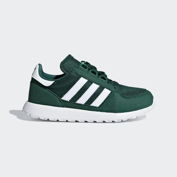 new style 64e3e adc6c Forest Grove Shoes Collegiate Green  Ftwr White  Collegiate Green CG6801