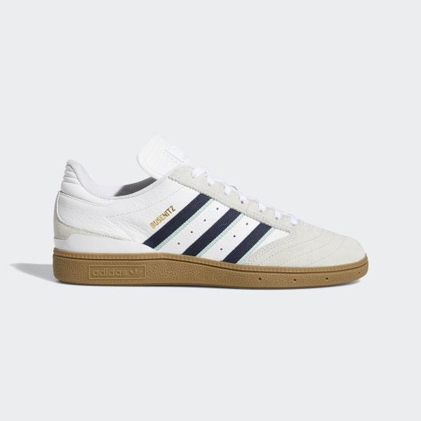 release date: 5a4bb 03983 Busenitz Pro Shoes Ftwr White  Collegiate Burgundy  Clear Mint DB3128.  Visa din stil. adidas