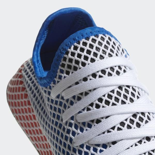 7ea4e9a3dc36c Deerupt Runner Shoes Bluebird   Bluebird   Eqt Yellow AC8704
