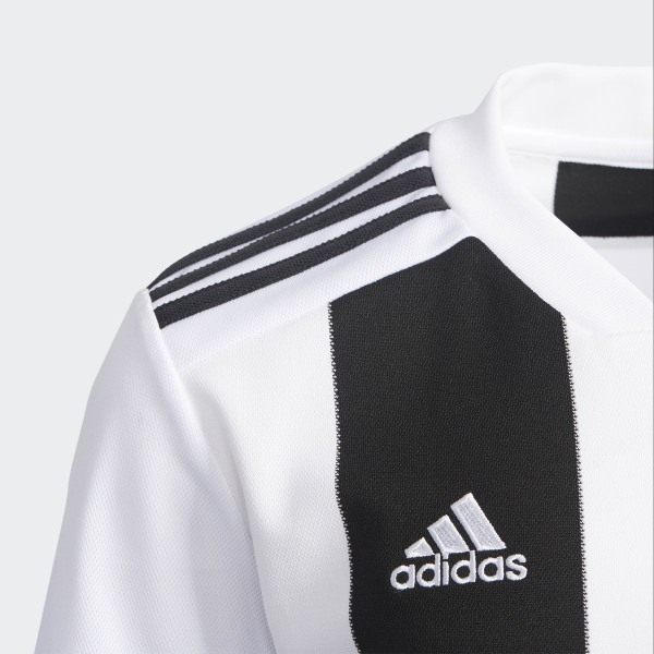 Juventus Hemmatröja White Black CF3496 aa6c80ab6ebba