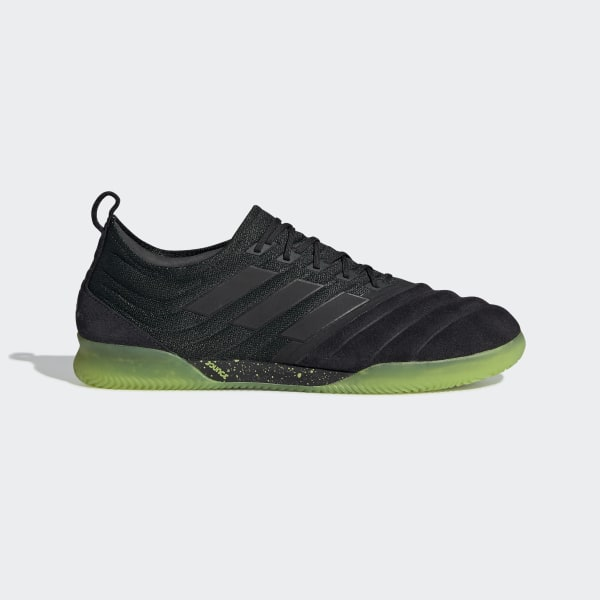 best loved af055 8f4cc Zapatilla de fútbol sala Copa 19.1 Indoor Core Black  Core Black  Solar  Yellow BB8092