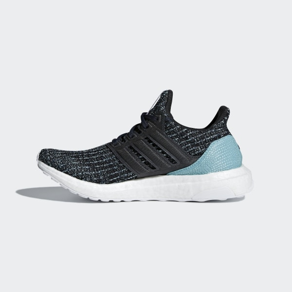 7ea21e7868838 Ultraboost Parley Shoes Carbon   Carbon   Blue Spirit CP8778