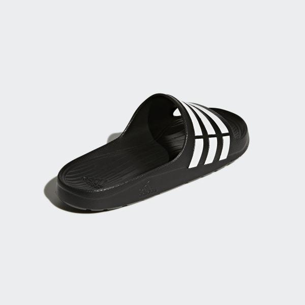 buy online be76d 8fffd Duramo Slip-in sko Core BlackWhite G15890