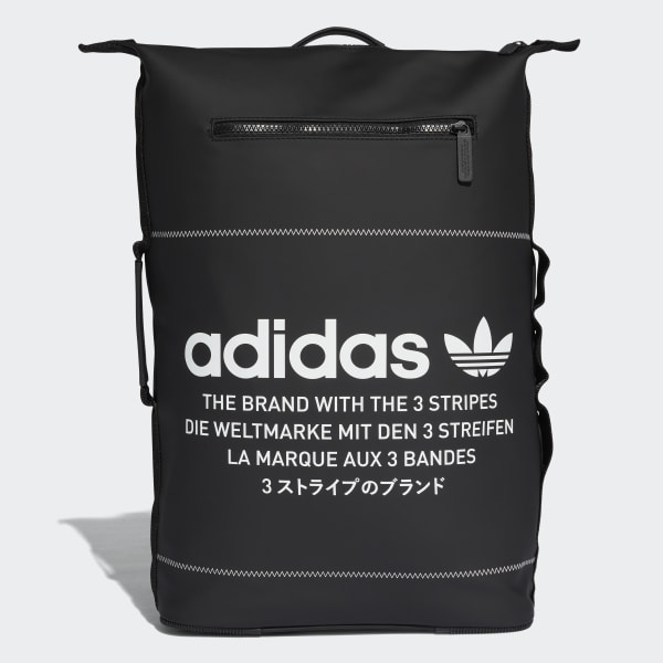 bd49347a2a7b adidas NMD Backpack Black DH3097