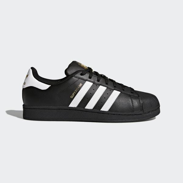 buy popular fcff1 38e5d Scarpe Superstar Foundation Core Black   Footwear White   Core Black B27140