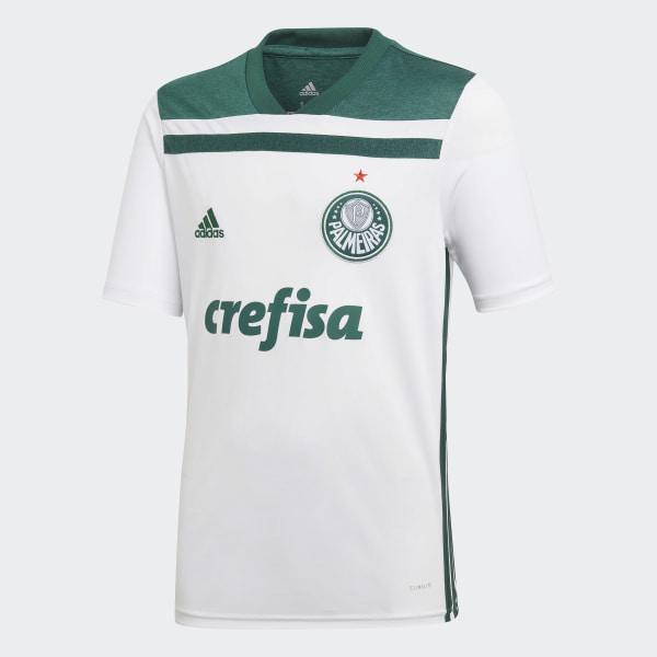 Camisa Palmeiras 2 WHITE COLLEGIATE GREEN CF9724 738d567f89434